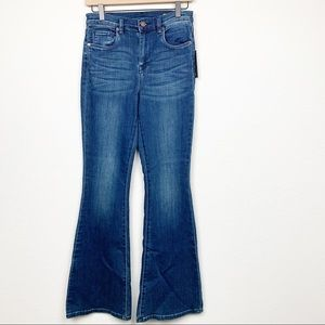 Blank NYC The Waverly High Rise Flare NWT 27 Jeans